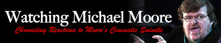 Watching Michael Moore